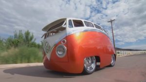 Ron Berrys Cartoon Custom Creation Cars