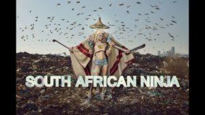 """South African Ninja: Trailer zur Serie von """"Die Antwoord"""""""