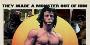 Stallone is the Wolverine