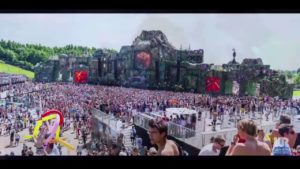 The Evolution of Tomorrowland Main Stages (2005-2017)