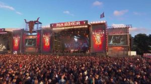 "No Wacken without Lemmy! Publikum singt Motörheads ""Heroes"" Cover with"