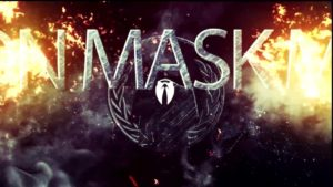 "Anonym-Protest: ""Million Mask March"" ved 5. November Schweiz"