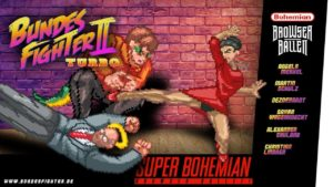 liittovaltion Fighter 2 Turbo: Saksan kampanja Street Fighter Edition