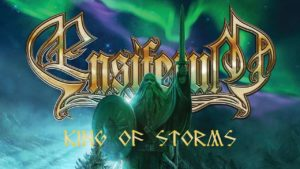 DBD: King Of Storms - Ensiferum