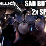 "Finally! Metallica ""Sad But True"" played twice as fast"