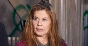 """Terminatör 6: Linda Hamilton quot ve döner; Sarah Connor"""" geri"""