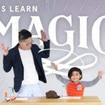 Abracadabra: Kinder lernen Zaubertricks