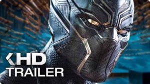 Black Panther - Deutscher Trailer