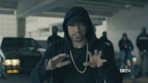 Eminem hat eine Botschaft für Donald Trump