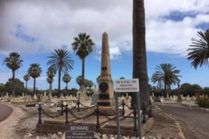 Olivenöl vom Friedhof
