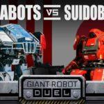 Giant Robot Duel: Riesen-Roboter Battle zwischen den USA und Japan