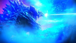 Godzilla: monster Planet - Explosiver Trailer
