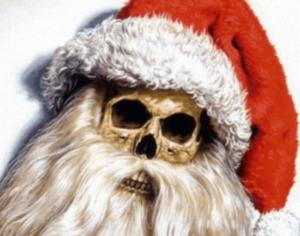 Ehkä haudan Joulupukki havaittiin