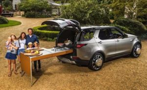 The Kitchen Land Rover de Jamie Oliver