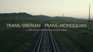Mit der Transsibirischen Eisenbahn von Moskau nach Ulaanbaatar