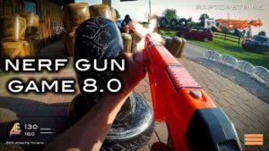 Nerf Warfare: Ego-Shooter mit Nerf-Guns gespielt