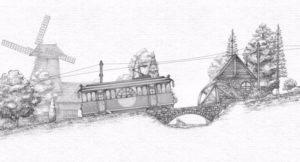 Korte reis: Ontspannen met de trein via de browser