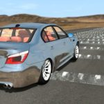 simulation:  With more than 160 km / h 100 Temposchwellen rasen