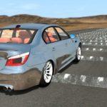 simulering:  med over 160 km / t 100 Temposchwellen rasen