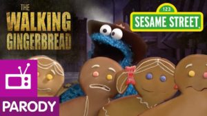 "The Walking Gingerbread: Die Sesamstrasse parodiert ""The Walking Dead"""