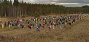 The Silent People: Zombie-Invasion in Finnland