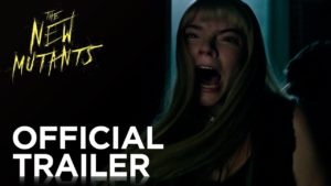 X-Men: uusi Mutants - TRAILER