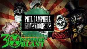 DBD: Ringleader - Phil Campbell And The Bastard Sons