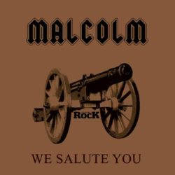 Rock in Vrede, Malcolm Young