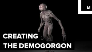 So the Demogorgons were made from Stranger Things