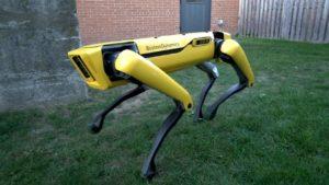 SpotMini: Der Roboterhund von Boston Dynamics