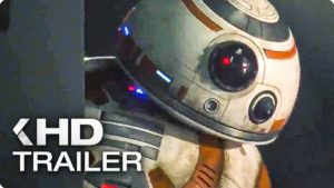 star wars 8: The last Jedi - International Trailer