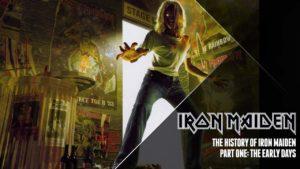 A história do Iron Maiden: documentação completa