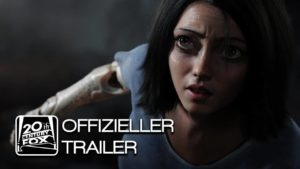 Alita: Battle Angel - Trailer