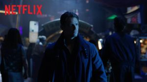 Altered Carbon - Trailer zur Netflix-Serie