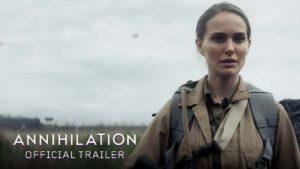 Aniquilação (2018) - TRAILER