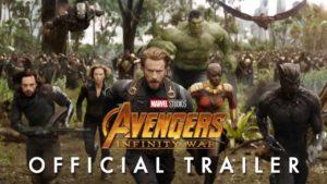 Avengers: Infinity War - Trailer und Poster