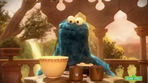 Busta Rhymes Cookie Monster Mashup