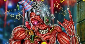 Iron Maiden Happy New Year
