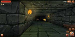 buiten houden! - Zoek de uitgang van het labyrint
