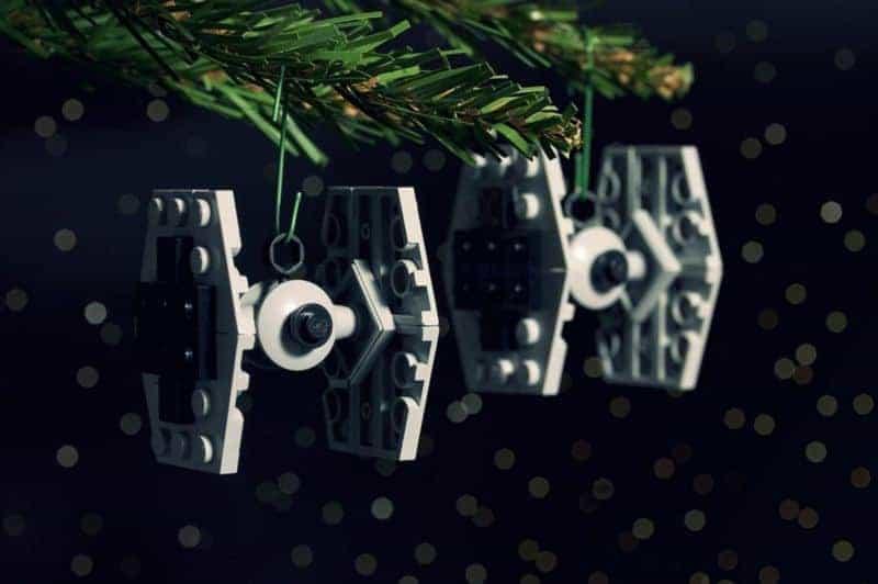 Blueprints For Star Wars Lego Christmas Tree Ornaments Dravens