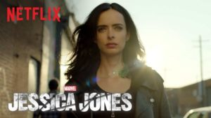 da Marvel Jessica Jones - TRAILER