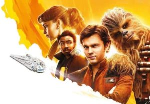 Pierwszy Promo Image for Solo - A Star Wars Story
