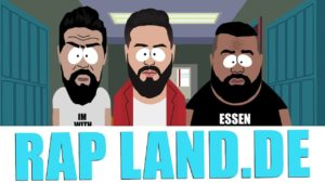 Rapland: Deutschrap Comedy im South Park Style