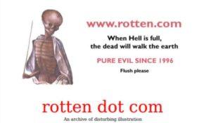 R.I.P. Rotten.com