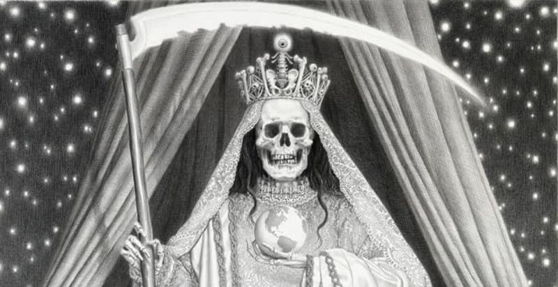 Santa Muerte | Dravens Tales from the Crypt