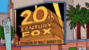 Les Simpsons déjà prophétisé 1998 milliard accord entre Disney et Fox