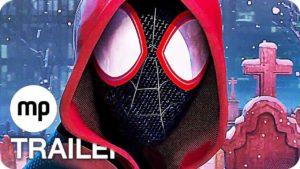 Homem-Aranha: Um novo universo - Trailer do filme de animação