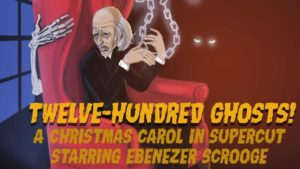 Tuhatkaksisataa Ghosts: 400X Charles Dickens' Joulutarina
