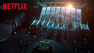 Godzilla: Planet of the Monsters - Traileri uusia Netflix sarja