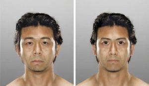 Ideal original: Fotógrafo analisadas as ondas cerebrais, para a construção de retratos do auto-retrato perfeito